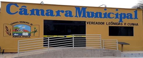 Câmara de Abreulândia/TO