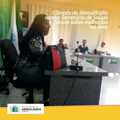 Debate - Secretária Municipal de Saúde (3).jpeg