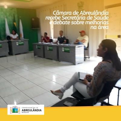 Debate - Secretária Municipal de Saúde (5).jpeg