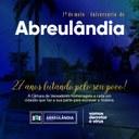 Aniversário de Abreulândia