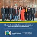 Em busca de Recursos em Brasília